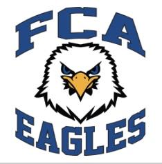 FCA Eagles Logo